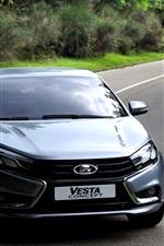Lada Vesta, sedan prata