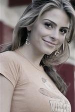 Vorschau des iPhone Hintergrundbilder Maria Menounos 01