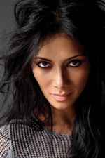 Preview iPhone wallpaper Nicole Scherzinger 15