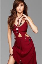 Preview iPhone wallpaper Selena Gomez 11