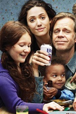 Preview iPhone wallpaper TV series, Shameless