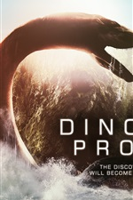 Preview iPhone wallpaper The Dinosaur Project