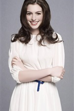 Preview iPhone wallpaper Anne Hathaway 18