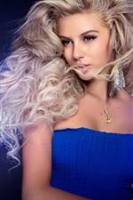 Preview iPhone wallpaper Ekaterina Fetisova 06