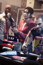 Preview iPhone wallpaper Left 4 Dead 2 PC games