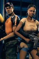 Preview iPhone wallpaper Left 4 Dead 2