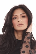 Preview iPhone wallpaper Nicole Scherzinger 22