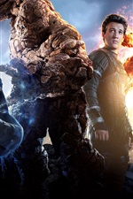 Preview iPhone wallpaper 20th Century Fox, Fantastic Four 2015