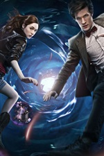 Preview iPhone wallpaper Doctor Who, TV series HD