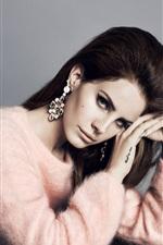 Preview iPhone wallpaper Lana Del Rey 09