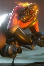 Team Fortress 2, flamethrower
