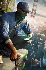 Watch Dogs 2, PC games, city, bridge