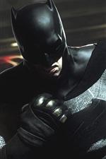 Batman: The Dark Knight Returns, superhero