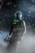 Preview iPhone wallpaper Dead Space, classic game
