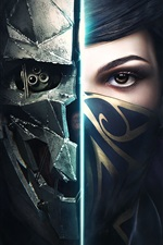 Preview iPhone wallpaper Dishonored 2