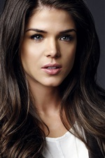 Preview iPhone wallpaper Marie Avgeropoulos 02
