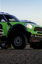 Mini Cooper cars, Dakar Rally