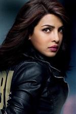 Preview iPhone wallpaper Priyanka Chopra, FBI TV series