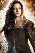 Preview iPhone wallpaper Snow White and the Huntsman, Kristen Stewart