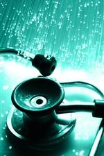 Stethoscope, medicine tool