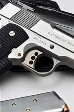 Preview iPhone wallpaper Weapon, gun