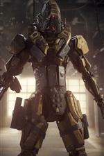 Call of Duty: Black Ops III, robot soldier