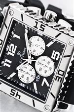 Jack Pierre relógio, fundo branco
