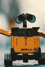 Preview iPhone wallpaper WALL-E robot