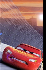 Preview iPhone wallpaper 2017 movie, Cars 3