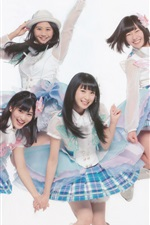Preview iPhone wallpaper AKB48, Japanese music girls 01