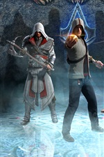 Preview iPhone wallpaper Assassin's Creed, classic games