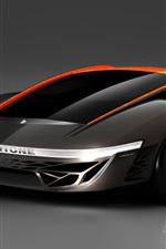 Preview iPhone wallpaper Bertone concept supercar
