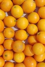 Preview iPhone wallpaper Many kumquat