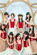 SKE48, japanische Mädchen 01