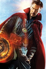 Preview iPhone wallpaper 2016 movie, Doctor Strange