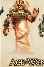 Preview iPhone wallpaper Age of Wonders 3
