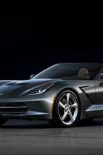 Chevrolet Corvette C7 Stingray supercar