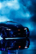 Preview iPhone wallpaper Chevrolet FNR concept car