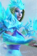 Crystal maiden, DOTA 2 jogos