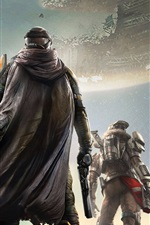 Preview iPhone wallpaper Destiny, video game