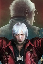 Preview iPhone wallpaper Devil May Cry, game HD