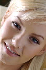 Preview iPhone wallpaper Elisha Cuthbert 07