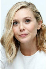 Preview iPhone wallpaper Elizabeth Olsen 06