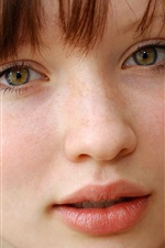 Preview iPhone wallpaper Emily Browning 01