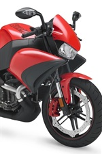 Preview iPhone wallpaper Red Buell motorcycle