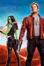 2017 movie, Guardians of the Galaxy Vol. 2