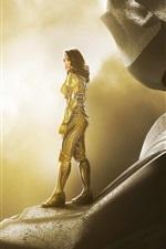 Preview iPhone wallpaper Becky G., Power Rangers