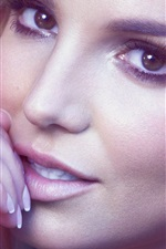 Preview iPhone wallpaper Britney Spears 22