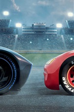 Preview iPhone wallpaper Cars 3 HD