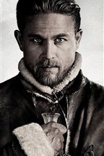 Preview iPhone wallpaper Charlie Hunnam, King Arthur: Legend of the Sword